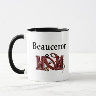 De Mok van het Mamma van Beauceron