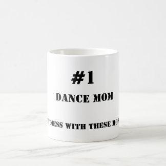 De Mok van het Mamma van de dans