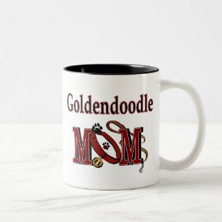 De Mok van het Mamma van Goldendoodle