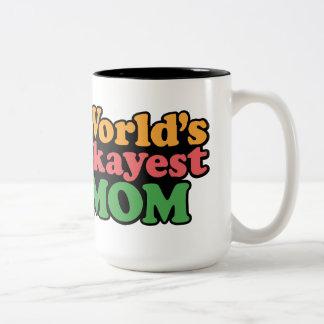 De Mok van het Mamma van Okayest van de wereld