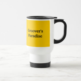 De Mok van het Paradijs van Groover