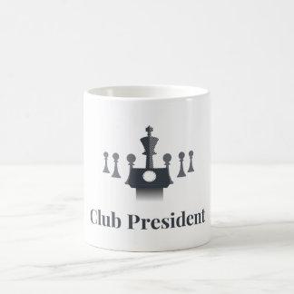 De Mok van het President van de club