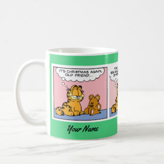 De Mok van het Stripverhaal van Garfield van een
