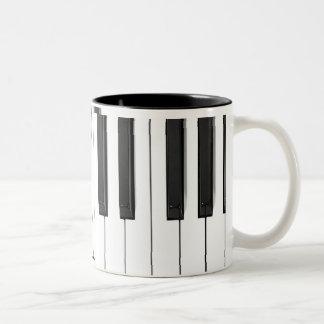 De Mok van het Toetsenbord van de piano