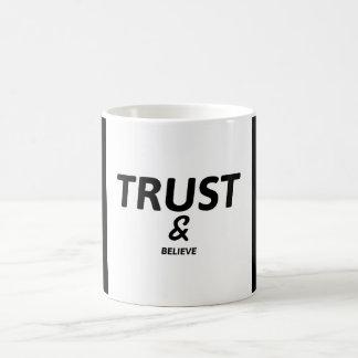 De Mok van het vertrouwen