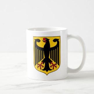 De Mok van het Wapenschild van Duitsland