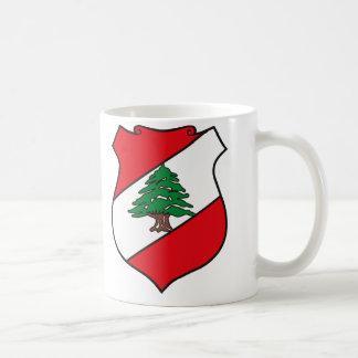 De Mok van het Wapenschild van Libanon