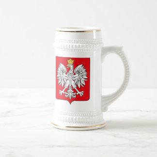 De Mok van het Wapenschild van Polen