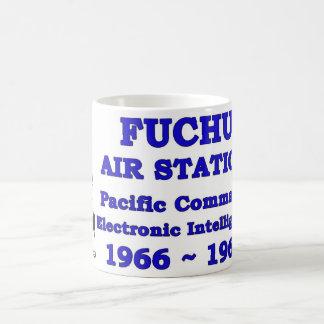 De mok van Japan 1966-68 van de Post van de Lucht