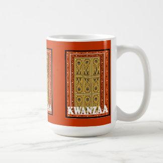 De mok van Kwanzaa, Traditionele symboliek