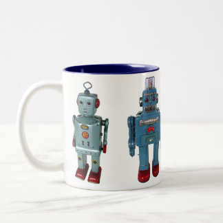 De Mok van robots