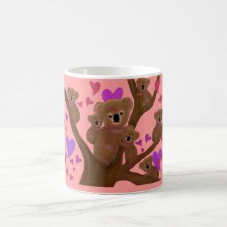 De Mok van Valentijn van de koala Koffiemok