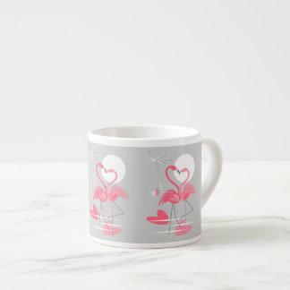 De mokespresso van de Lijn van de Liefde van de Espresso Kop
