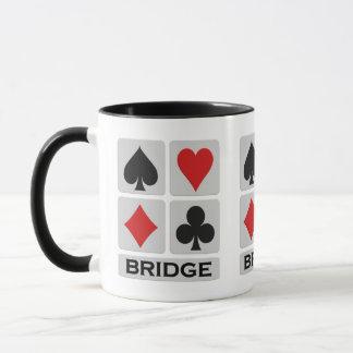 De mokken van de Speler van de brug - kies stijl &
