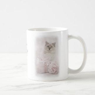 De mokroze van Ragdoll Koffiemok