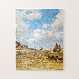 De Mond van Claude Monet van de Zegen Puzzel