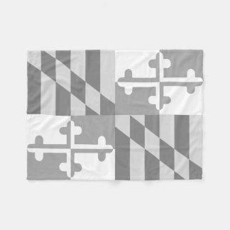 De Monochromatische deken van de Vlag van Maryland
