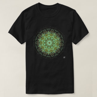 De monsters van Mandala T Shirt