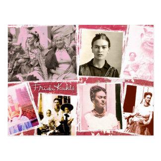 De Montering van de Foto van Frida Kahlo Briefkaart