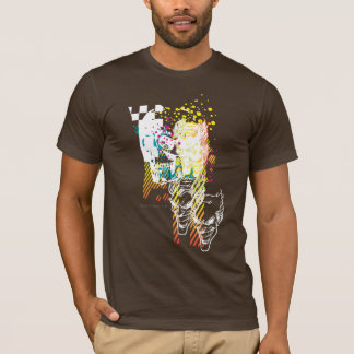 De montering van het Neon van de Joker T Shirt