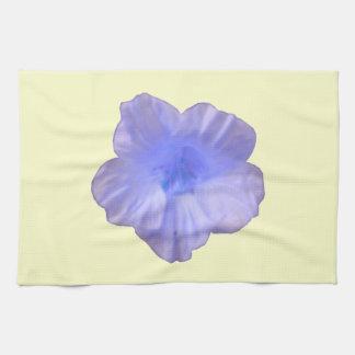 De mooie Blauwe Handdoek van de Keuken van de Oost