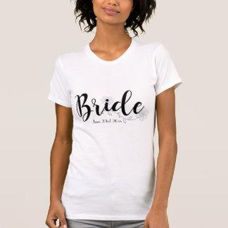 De mooie BloemenDouane van de Bruid T Shirt