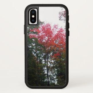De mooie Boom van de Herfst iPhone X Hoesje