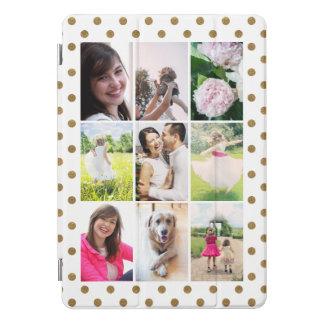 De mooie Collage van de Foto met het Hoesje van iPad Pro Cover