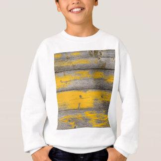 de mooie de stijlrijken van de patroon houten mode trui