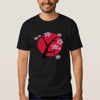 De mooie Japanse Bloesem van de Kers Tshirt