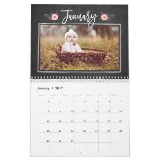De mooie Kalender van de Foto van de Douane van