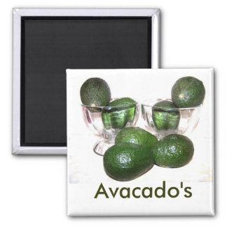 De mooie Magneet van Avacado