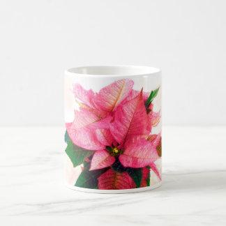 De mooie Roze Mok van Poinsettia