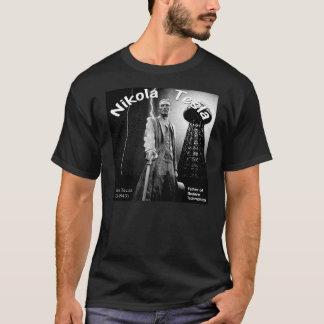 De mooie T-shirt van Nikola Tesla