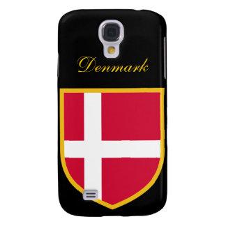 De mooie Vlag van Denemarken Galaxy S4 Hoesje