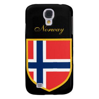 De mooie Vlag van Noorwegen Galaxy S4 Hoesje