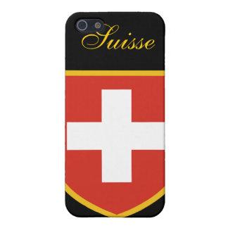 De mooie Vlag van Zwitserland iPhone 5 Hoesje