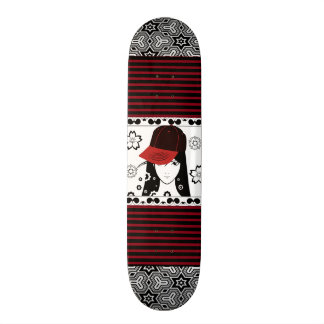 De mooie Wildzang Persoonlijk Skateboard