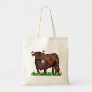 De mooie Zak van de Stier van de Stier en van de Draagtas