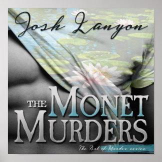 De moorden Monet Poster