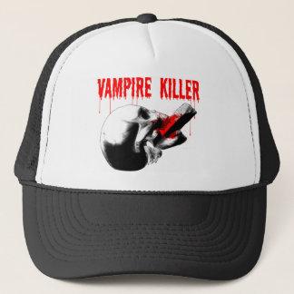 De Moordenaar van de vampier Trucker Pet