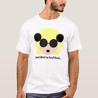 De Moordenaar van de Vriend van Paparazzi T Shirt