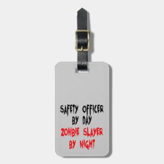 De Moordenaar van de Zombie van de Ambtenaar van Kofferlabel