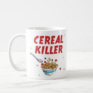 De Moordenaar van het Graangewas van het ontbijt Koffiemok