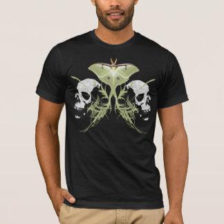 De Mot van de schedel T Shirt
