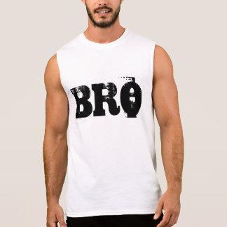 """De Motivatie """"Bro """" van de gymnastiek T Shirt"""