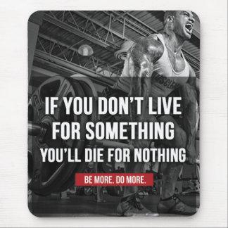 De motivatie Woorden van de Training Muismatten
