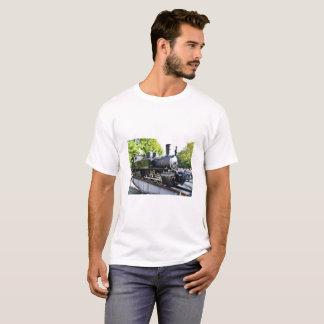 De motor van de stoom, Frankrijk T Shirt