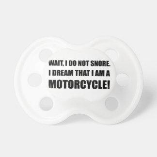 De Motorfiets van het gesnurk Speen
