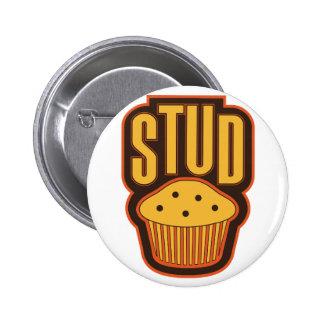De Muffin van de nagel Ronde Button 5,7 Cm